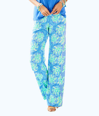 """Lilly Pulitzer Womens 33"""" Bal Harbour Palazzo Pant"""