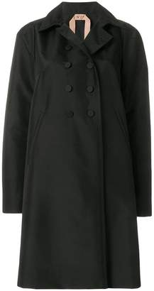 No.21 double breasted coat