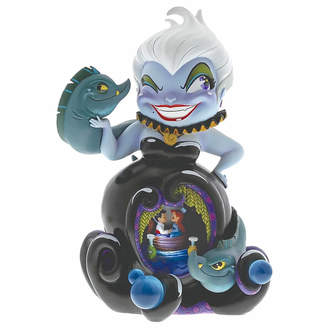 Camilla And Marc Enesco The World of Miss Mindy Presents Disney Statue Ursula (The Little Mermaid) 25 cm