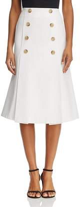 Style Mafia Stella Button Detail Skirt
