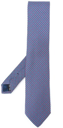 Salvatore Ferragamo designer stylised tie