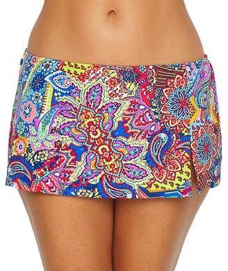 Bleu Rod Beattie Groovy Baby Skirted Bikini Bottom