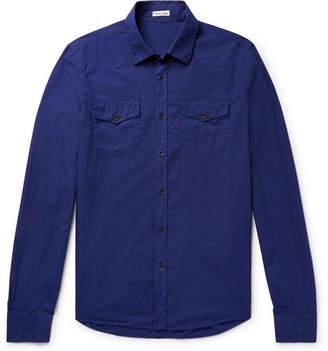 Tomas Maier Slim-Fit Cotton-Poplin Shirt
