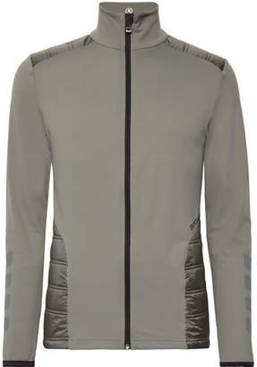 Bogner Chase Ripstop-Panelled Stretch-Jersey Base Layer