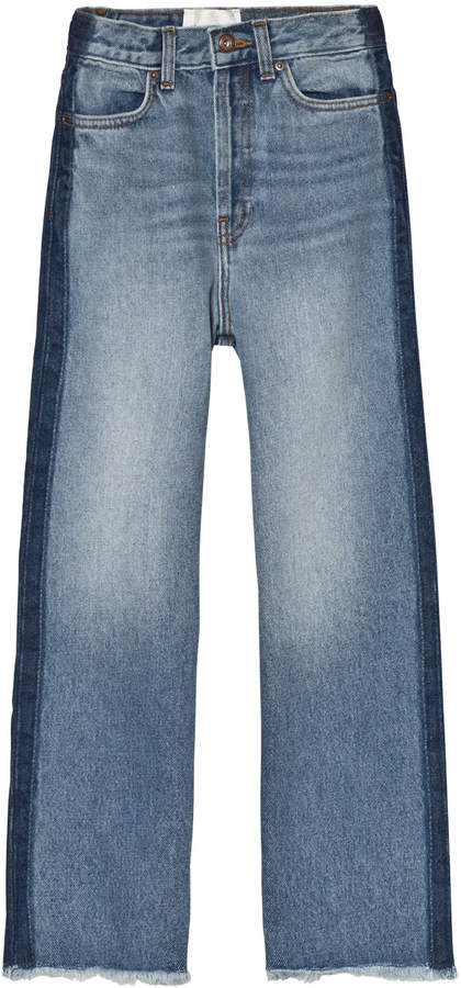 Les Coyotes De Paris Daria Jeans Vintage Denim