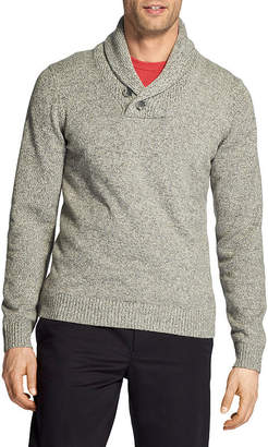 Izod Premium Essentials Shawl Collar Sweater