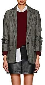 Etoile Isabel Marant Women's Charly Herringbone Wool Blazer-Beige, Tan