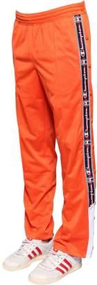 Champion Nylon Tear Away Track Pants