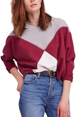 Free People Montauk Sweatshirt