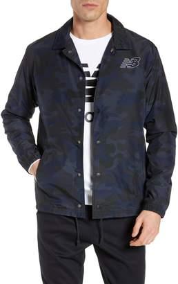 New Balance Classic Coach's Jacket