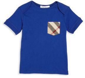 Burberry Baby's & Toddler Boy's Callum Tee $55 thestylecure.com