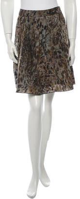 Pink Tartan Skirt $65 thestylecure.com
