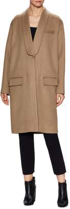 Givenchy Women's Cashmere Wool Coat