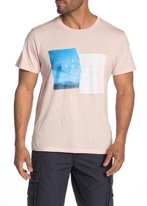 7 For All Mankind Present Graphic T-Shirt