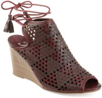 Journee Collection Tandra Women's Wedge Sandals