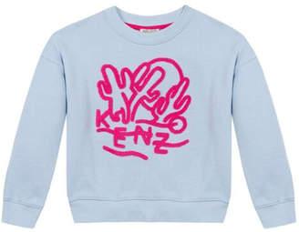 Kenzo 2-6Y Benedict Cactus Sweater