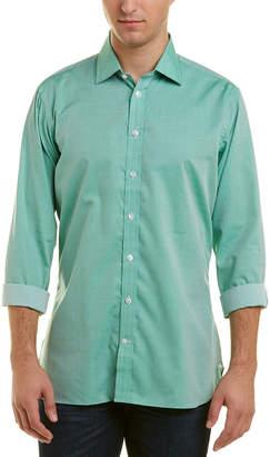 Turnbull & Asser Woven Shirt