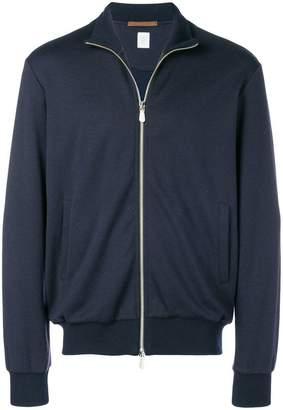 Eleventy zip sweatshirt