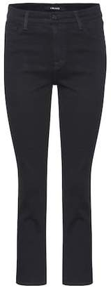 J Brand Ruby high-waisted jeans