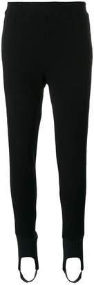 A.F.Vandevorst leggings with foot strap