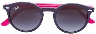 Ray-Ban Junior colour block sunglasses