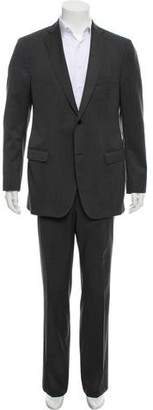 Fendi Wool Pinstripe Two-Piece Suit
