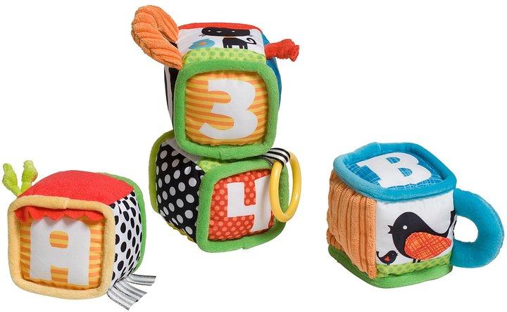Infantino Discovery & Play Soft Blocks