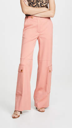 Sonia Rykiel Pocket Detail Trousers