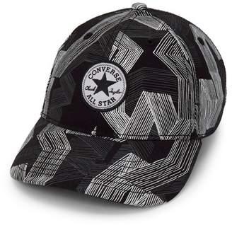 Converse Scattered Stripe Baseball Cap