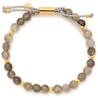 Gorjana Gold-Tone Large Beaded Bracelet