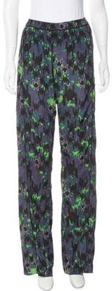 Timo Weiland Mid-Rise Printed Pants w/ Tags