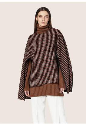 Derek Lam Poncho With Ties