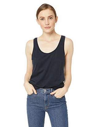 Majestic Filatures Women's 100% Deluxe Cotton Tank
