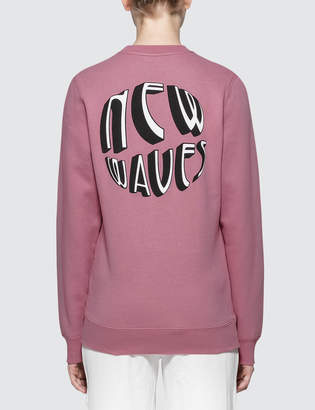 Stussy New Waves Sweatshirt