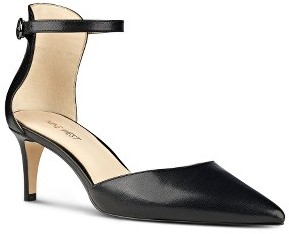 Women's Nine West Sharmila Ankle Strap D'Orsay Pump $78.95 thestylecure.com