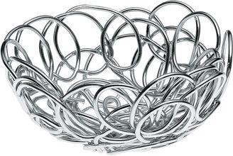 Alessi Nuvem Round Fruit Basket, 15cm