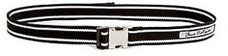 True Religion MENS WEBBING ELONGATED BELT