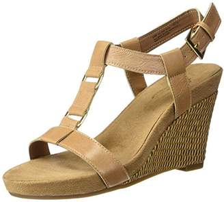 Aerosoles A2 by Women's Plush Nite Wedge Sandal