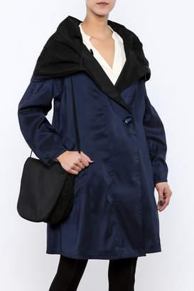 Mycra Pac Reversible Rain Coat $248 thestylecure.com