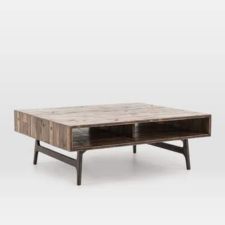 west elm Modern Reclaimed Oak Coffee Table