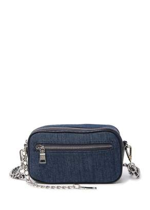 Steve Madden Happy Denim Belt Bag