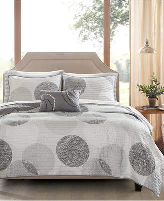 Madison Park Essentials Knowles 8-Pc. California King Coverlet Set Bedding
