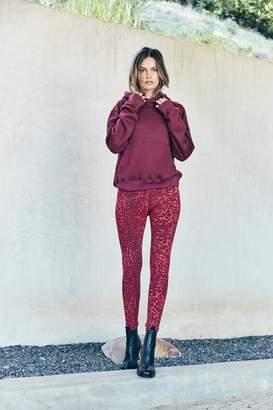Ragdoll LA LEOPARD LEGGINGS Baby Red Leopard