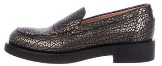 5697a5c6c92 Paul Smith Textured Leather Slip-On Loafers