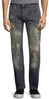 Affliction Cooper Distressed Jeans
