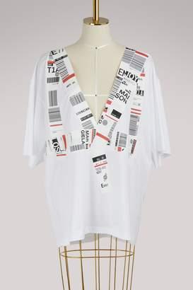 Maison Margiela Tag T-shirt