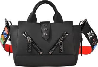 Kenzo Kalifornia Mini Tote Bag with guitar strap $645 thestylecure.com