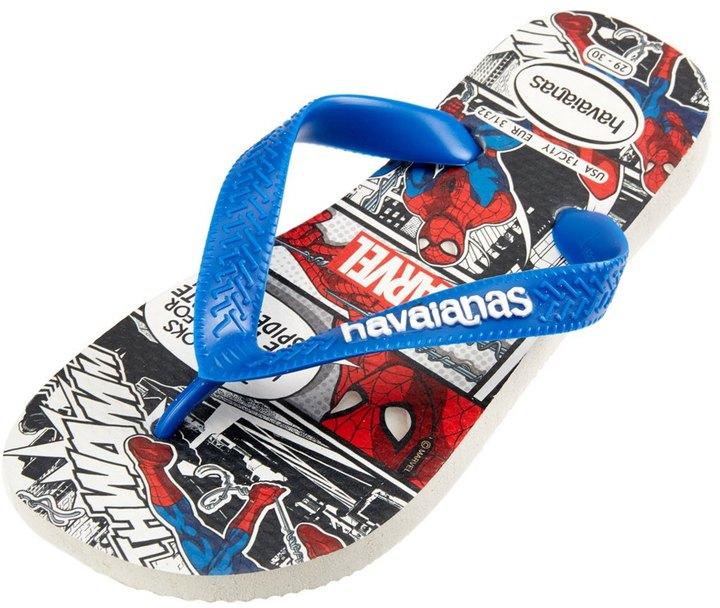 Havaianas Marvel Top Spiderman Flip Flop 8161059