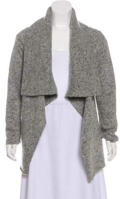 Eileen Fisher Open Front Wool Cardigan w/ Tags