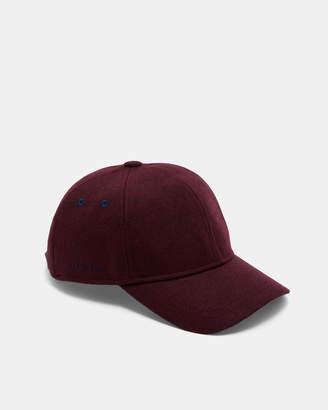 Ted Baker THING Boiled wool baseball cap